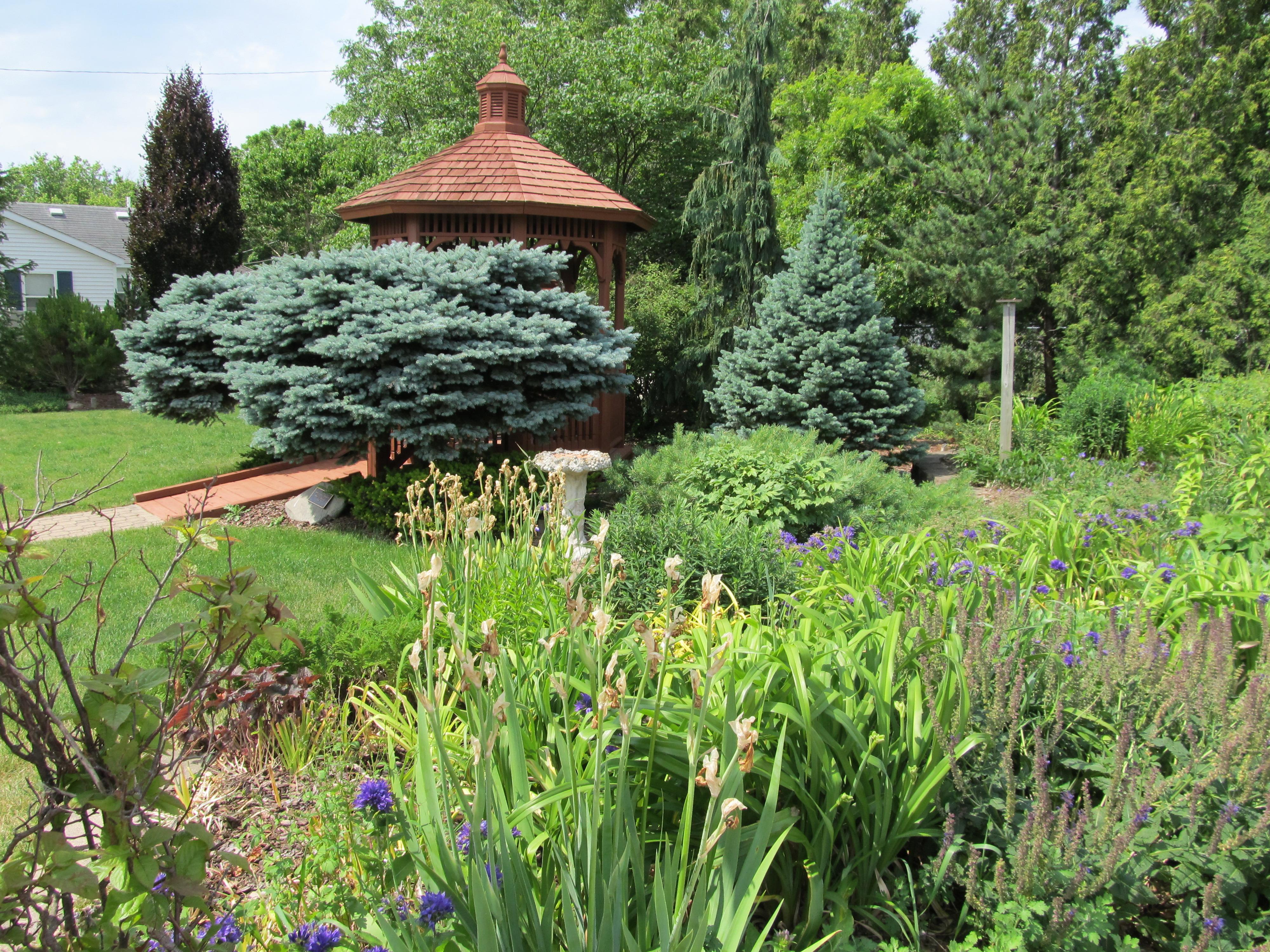 Cedar Valley Hospice Memorial Garden